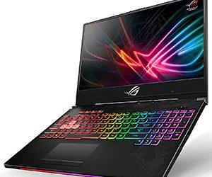 Asus ROG Strix Scar II Gaming Laptop with NVIDIA 2070, i7-8750H $1300