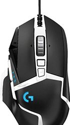 Logitech G502 Hero SE Wired RGB Gaming Mouse $38