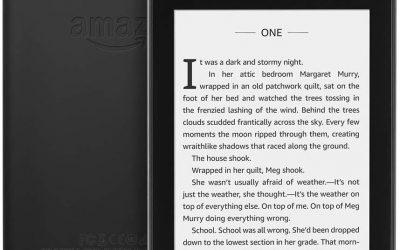 Amazon Kindle 6″ 4GB WiFi e-Reader