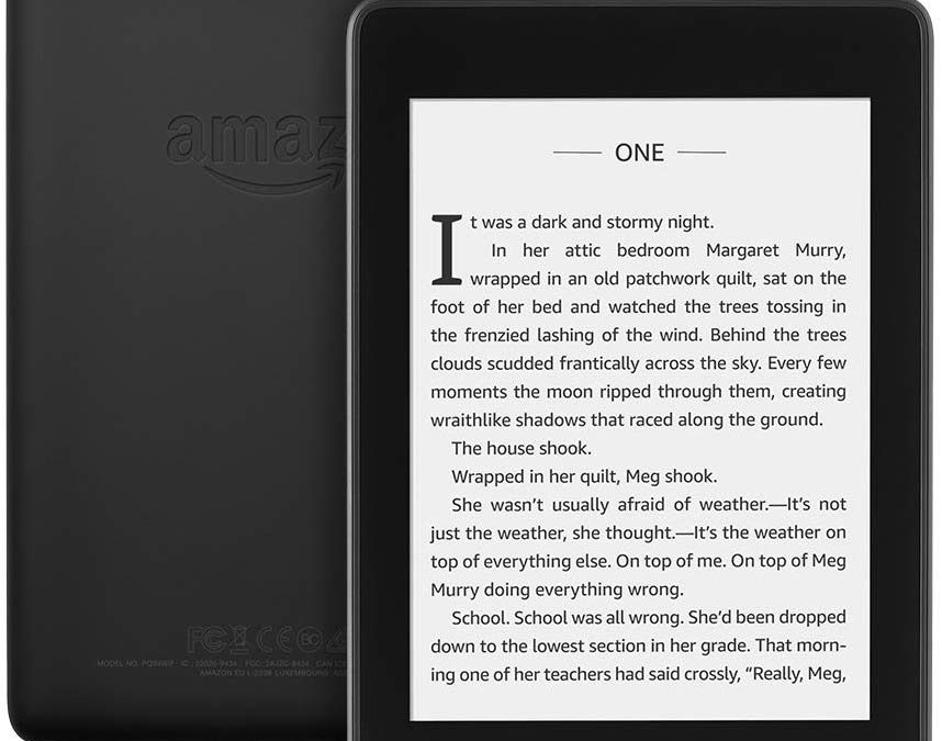 Kindle 8GB Paperwhite E-Reader