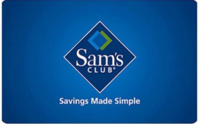 Sam's Club 1 Year Membership & $45 Gift Card