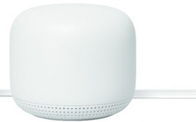 Google Nest Wifi AC2200 Mesh Router and Point