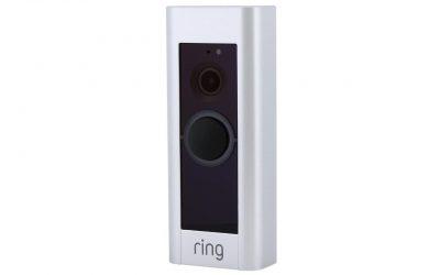 Ring Pro Wi-Fi 1080P Video Doorbell