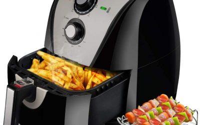 Secura Air Fryer XL 5.3 Quart Air Fryer