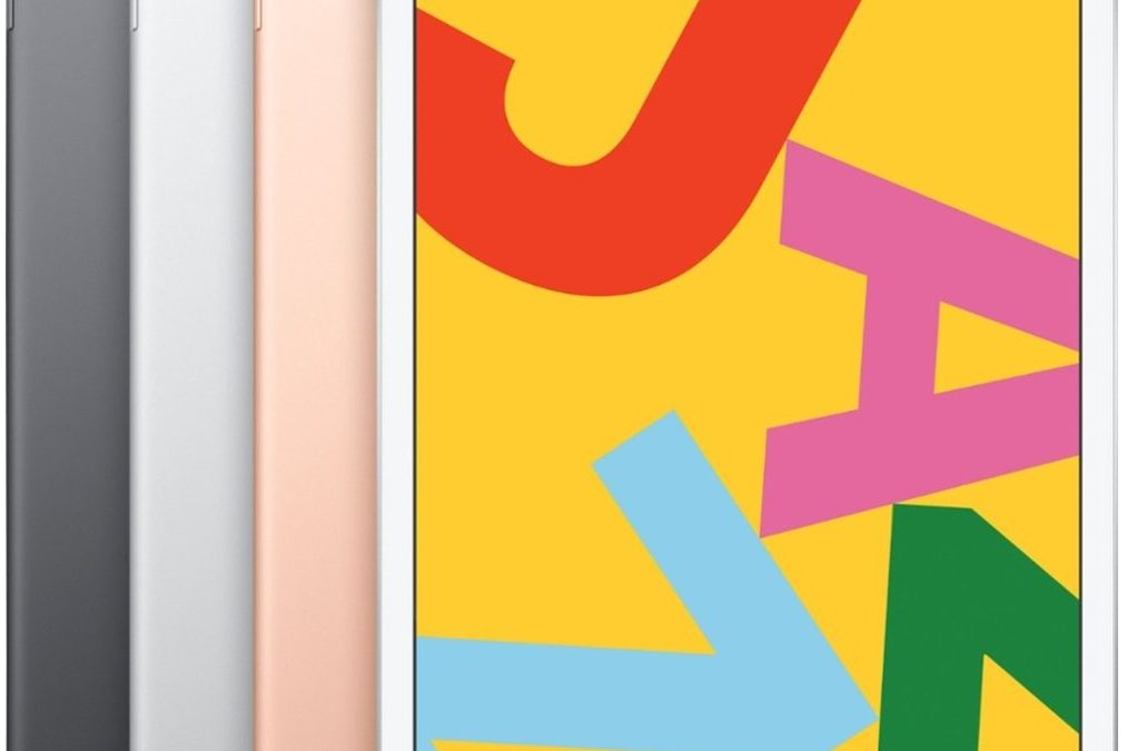 Apple iPad 10.2″ 32GB, WiFi (Latest Model)
