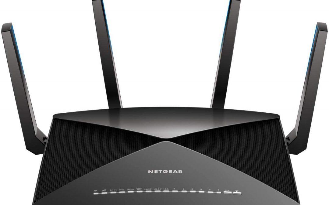 Netgear Nighthawk X10 Router