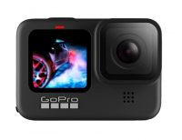 GoPro Hero 9 Black with 1 Year Unlimited Cloud Storage and Replacement Coverage