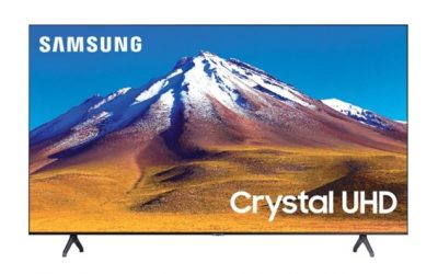 70″ Samsung  4K UHD Smart Tizen TV (2020 Model)