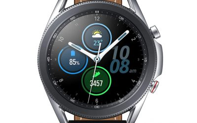 Samsung Galaxy Watch 3 with GPS and Unlocked LTE