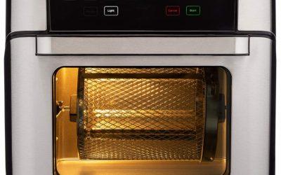 Instant Vortex Pro Air Fryer Oven 9 in 1 with Rotisserie