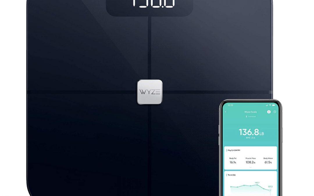Wyze Bluetooth Smart Scale