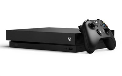Xbox One X Console Review