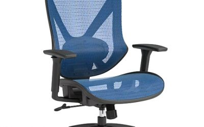 Union & Scale FlexFit Dexley Mesh Task Chair