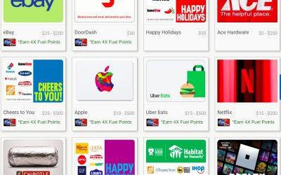 $5 OFF $25+ eGift Card Sale (100+ Retailers)